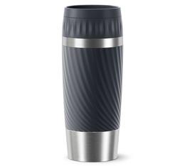 Travel Mug Easy Twist Gris 36cl - EMSA