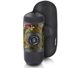 Wacaco Nanopresso Grey Tattoo Jungle + House de protection