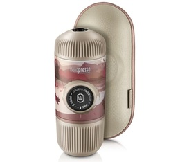 Wacaco Nanopresso 'Journey Fall Break' for ground coffee with protective case