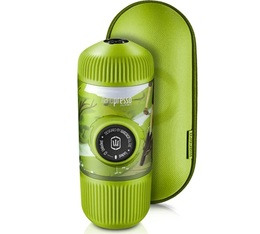 Wacaco Nanopresso 'Journey Spring Run' for ground coffee with protective case