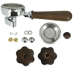 Kit complet en boix Wood Kit PL115W pour Lelit PL62