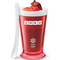 ZOKU Slush & Shake Maker in red