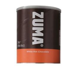 Boissons Zuma : Chocolat Blanc en poudre 2kg