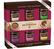 Coffret découverte : 6 chocolats en poudre aromatisés - Monbana