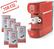 Offre exceptionnelle : pour l'achat d'une machine à dosettes ESE Rouge 108 dosettes offertes