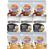 Pack découverte dosettes Tassimo - 120 T-Discs