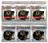 Pack Expresso dosettes Tassimo - 96 T- Discs