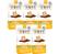 MOKA Perou Organic & Biodegradable capsules for Nespresso x 50