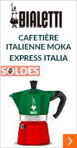 Cafetière italienne Bialetti Moka Express Italia
