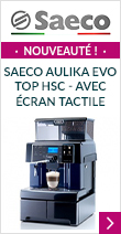 Saeco Aulika Evo Top HSC - Avec écran tactile