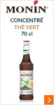 Concentré Monin - Thé Vert - 70 cl