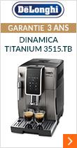 Je profite de l'offre de remboursement sur mon espresso broyeur Delonghi
