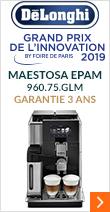Delonghi Maestosa EPAM 960.75.GLM Garantie 3 ANS