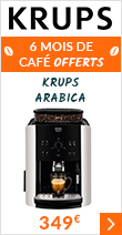 Krups Arabica Argent YY3073FD MaxiPack