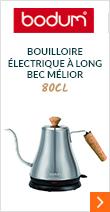 Bouilloire électrique à long bec Mélior 80 cl - Bodum