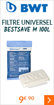 Filtre Universel BestSave M (100l) - Water & More
