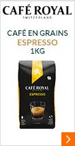 Café en grains Espresso - Café Royal - 1kg