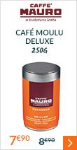 Café moulu - Deluxe - 250g - Caffe Mauro