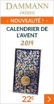 Calendrier de l'avent 2019 - Dammann Frères