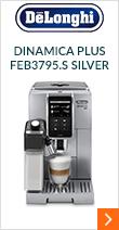 Delonghi Dinamica Plus FEB3795.S Silver Garantie 3 ANS