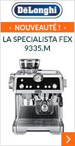 Delonghi La Specialista FEX 9335.M