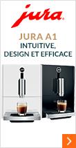 Compacité, Design et efficacité, Jura A1