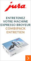 Pack Entretien Complet - (Claris Smart) pour Machine Automatique équipée d'un circ