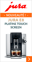 JURA E8 Platine Touch Screen