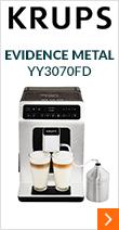 Krups Evidence Metal YY3070FD MaxiPack