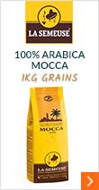 La semeuse 100% Arabica Mocca - 1kg grains
