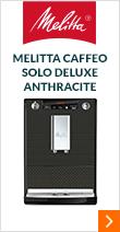 Melitta Caffeo Solo Deluxe Anthracite E 950-333 MaxiPack