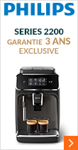 Philips Series 2200 / Garantie exclusive 3 ans