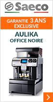 Saeco Aulika Office Noire Pack Pro Garantie 3 ans*