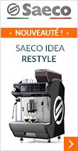Saeco IDEA RESTYLE De Luxe Pack Pro