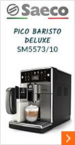 Saeco PicoBaristo Deluxe SM5573/10, le café comme en Italie