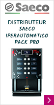 Distributeur Saeco Iperautomatica Pack Pro