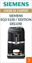 Siemens EQ3 S100 / Edition Deluxe