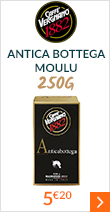 Caffè Vergnano Antica Bottega moulu 250g