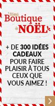 La Maxi-Boutique de Noël est en ligne, faites le plein d'idées cadeaux !