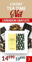Découvrez le coffret Tea Time Noël