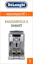 Delonghi Magnifica S Smart FEB 2531.SB Garantie 3ans