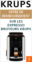 Krups Arabica Deluxe Edition YY3072FD MaxiPack